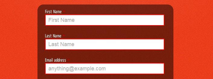 Validació de formularis amb HTML5