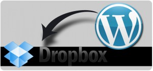 WordPress Backup a Dropbox