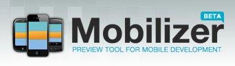 Mobilizer, eina per a desenvolupadors mòbils